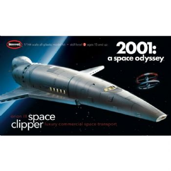 2001 A Space Odyssey Space Clipper Orion1:144 Scale Model Kit